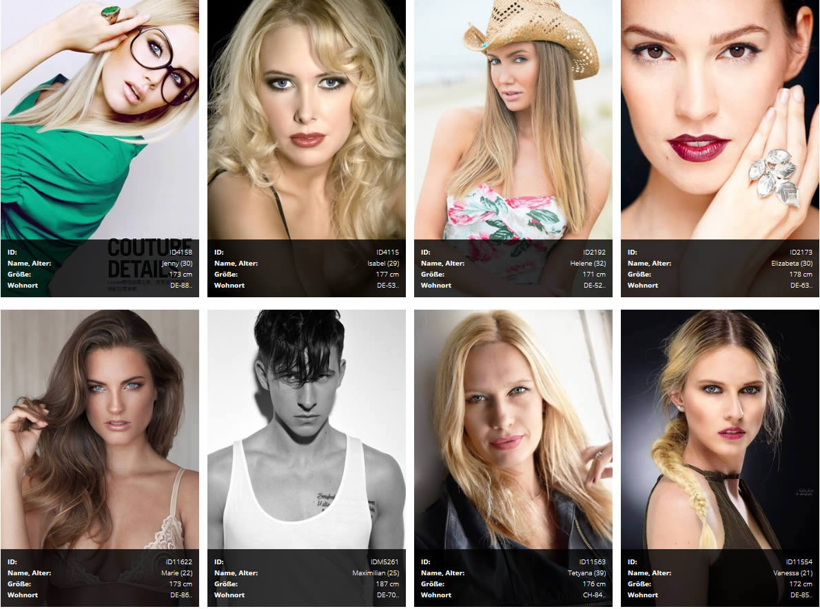 Casting & Models Celle [ Modelagentur in Celle ]